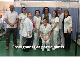 Enseignants et participants